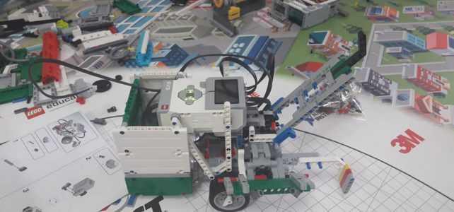 gotov robot - primer 2