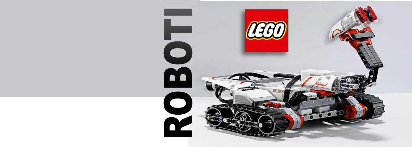 Abakus kurs Lego robotike