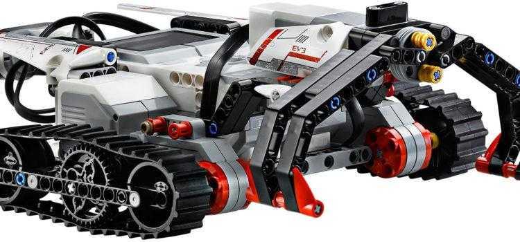Dizajnirajte vašeg Lego robota sa nama!